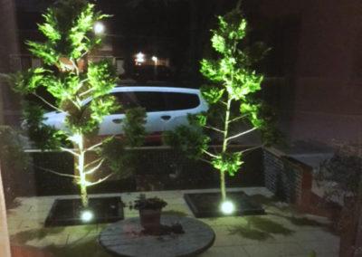 Eleccheck voor tuinverlichting particulier